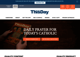 giveusthisday.org