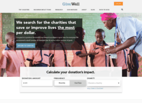 givewell.net