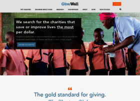 Givewell.org