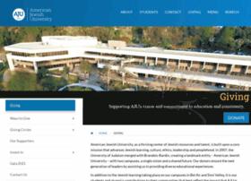 giving.aju.edu
