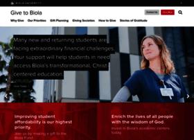 giving.biola.edu