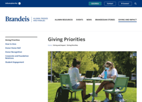 giving.brandeis.edu