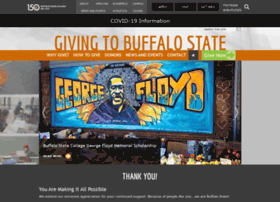 giving.buffalostate.edu