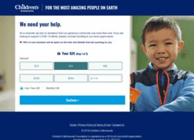giving.childrensmn.org