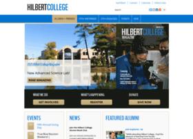 giving.hilbert.edu