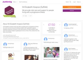 giving.stelizabethhospice.org.uk