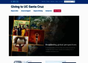 giving.ucsc.edu