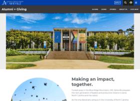 giving.unca.edu