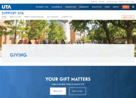 giving.uta.edu
