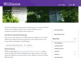 giving.williams.edu