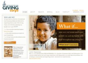givingcorps.com