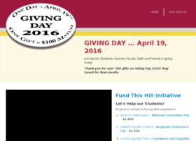 givingday.hsc.edu
