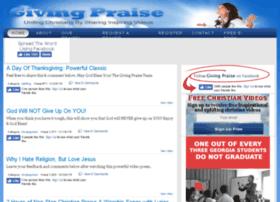 givingpraise.com