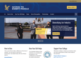 givingto.erau.edu