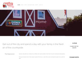 gizdich-ranch.com