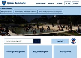 gjesdal.kommune.no