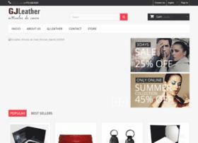 gjleather.com.pe