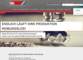 gk-werkzeugmaschinen.de