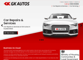 gkautos.co.uk