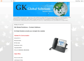 gkglobalsolutions.blogspot.in