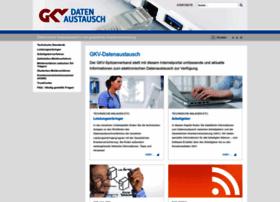 gkv-datenaustausch.de
