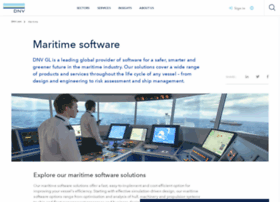 gl-maritime-software.com