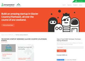 glacier.startupweekend.org