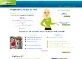 glaciertax.com