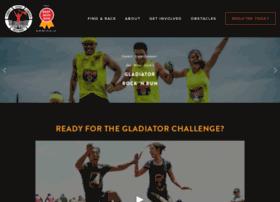 gladiatorrocknrun.com