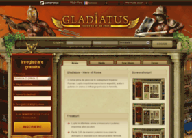 gladiatus.ro