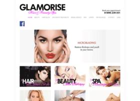 glamorisehairandbeauty.com