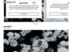 glamour.bloomblogshop.com