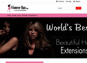 glamourhair.com