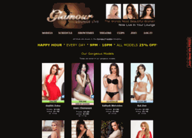 glamourloungelive.com