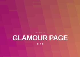 glamourpage.com