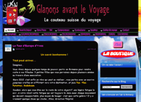glanonsavantlevoyage.com