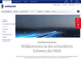 glasfaser.swisscom.ch