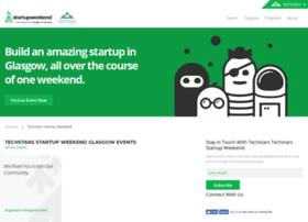 glasgow.startupweekend.org