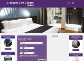 glasgowcitycentrehotel.com