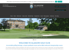 glasgowgolfclub.com