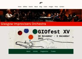 glasgowimprovisersorchestra.com