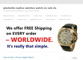 glashutte-replica-watches.watchonsale.de
