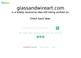 glassandwireart.com