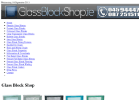 glassblockshop.ie