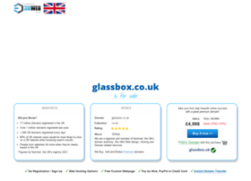 glassbox.co.uk