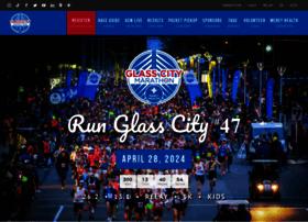 glasscitymarathon.org