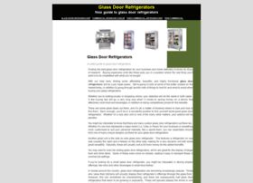 glassdoorrefrigerators.org