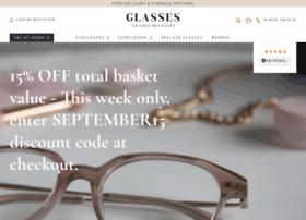glassesframesandlenses.com