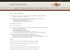 glassgeometry.weebly.com