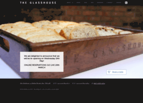 glasshouserestaurant.co.uk